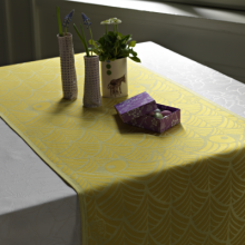 Table runner Easter also available Place mat & Table cloth