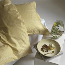 Bed linen TRIPP Sun-yellow gold