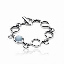 New Bracelet Sphere by Regitze Overgaard Aquamarine by Regitze Overgaard