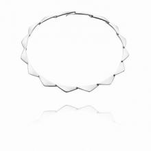Peak Necklace €515,- 42cm or 48cm also available Bracelet & Earring
