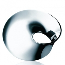 Mobius by Vivianna Brooch L.70mm M. 42mm 35mm also available small Brooch,  Earring(P.E. or Clip) Ring, Bangle