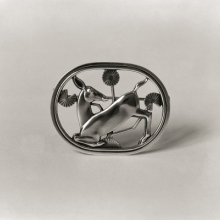 Brooch by Arno Malinowski made in Denmark also available many other Brooches