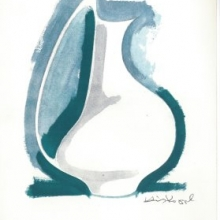 drawing_of_henning_koppel_silver_pitcher_from_1952