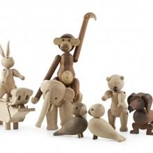 KAY BOJESEN Wooden Animals by KAY BOJESEN