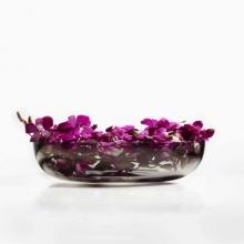 HOLMEGARRD Dish SIMPLICITY purple or smok 34cm €135,-