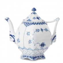 Full lace Tea pot L. or M