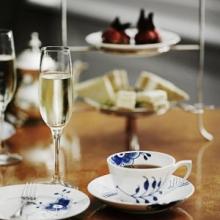 Mega Tea cup  in Rolal Copenhagen Tea Room