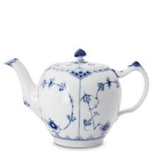 half lace Tea pot